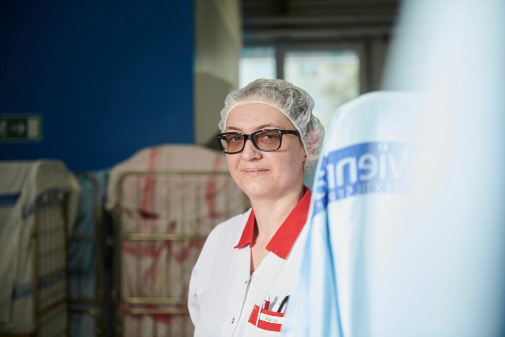 Vienna Textilservice - Bio-Mietwäscheservice Wien - Die Industriewäscherei